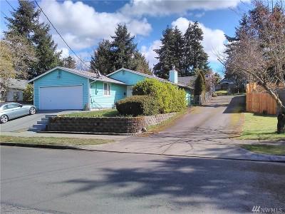 Single Family Home For Sale: 6405 S Alder St