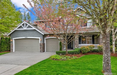 Redmond Single Family Home For Sale: 9420 222nd Ave NE