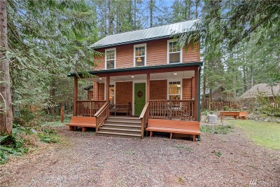 Glacier Single Family Home Sold: 21008 Pinnacle Rd