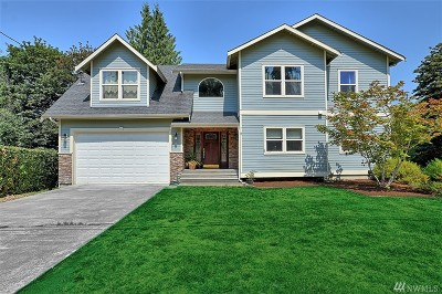 Lake Stevens Single Family Home Contingent: 12521 12th St SE