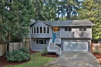 Langley Single Family Home Sold: 3910 Sanna Wind Wy
