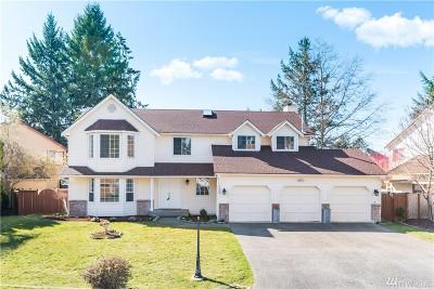 Lakewood Single Family Home For Sale: 7506 91st Av Ct SW