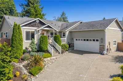 Lake Stevens Single Family Home For Sale: 11 80th Dr NE