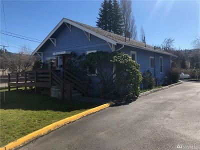 Eatonville Single Family Home For Sale: 209 Center St E