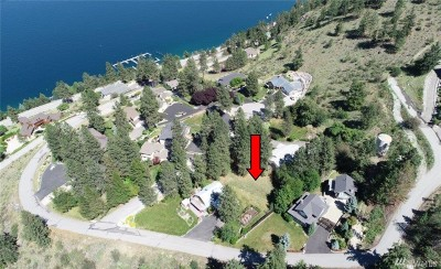 Chelan, Chelan Falls, Entiat, Manson, Brewster, Bridgeport, Orondo Residential Lots & Land For Sale: 23 Lakeview Place