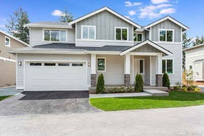 Renton Single Family Home For Sale: 11431 SE 162nd St (L-3)