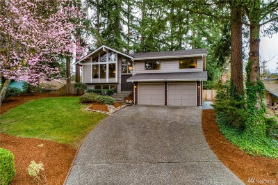 Mill Creek Single Family Home For Sale: 15903 25th Dr SE