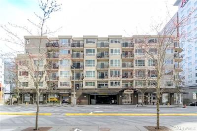 Condo/Townhouse Sold: 300 110th Ave NE #609