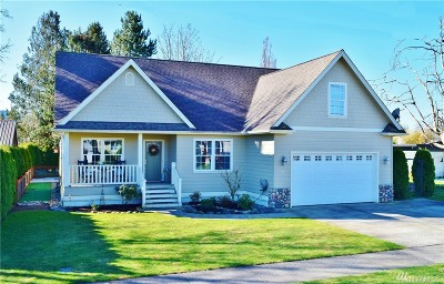Sumas Single Family Home Sold: 383 Garfield St
