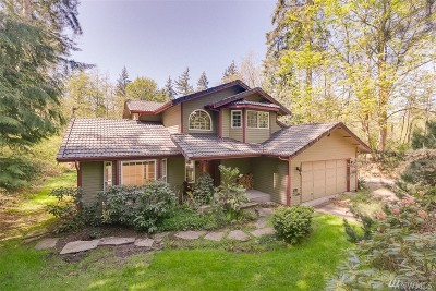 Stanwood Single Family Home For Sale: 16428 80th Ave NW