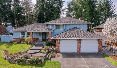 Federal Way Single Family Home Contingent: 1071 SW 325th Ct