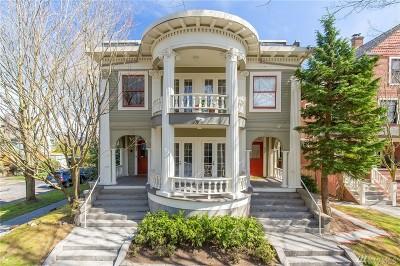 Seattle Condo/Townhouse Sold: 432 17th Ave E #3
