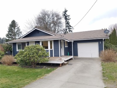 Nooksack Single Family Home Sold: 104 Jackson St