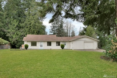 Milton Single Family Home For Sale: 1609 15th Ave