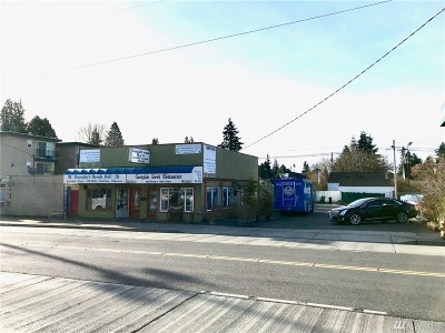 Seattle Commercial For Sale: 325 NW 85th St