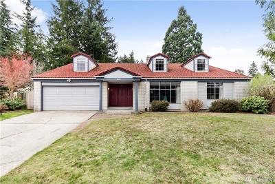 Renton Single Family Home For Sale: 16519 146 Ave SE