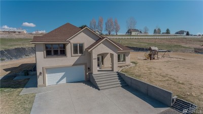 Moses Lake Single Family Home Contingent: 8831 Road K NE