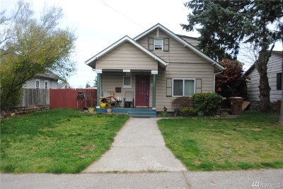 Single Family Home For Sale: 4417 N 22nd St