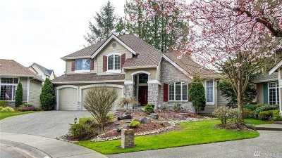 Mill Creek Single Family Home Contingent: 1504 166th Place SE