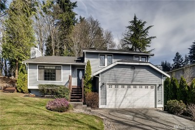 Bothell Single Family Home For Sale: 14617 104th Ave NE