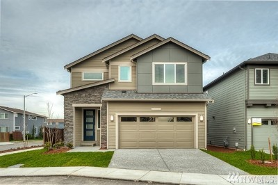 Lynnwood Single Family Home For Sale: 124 153rd St SW #LS 38