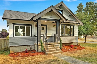 Tacoma Single Family Home For Sale: 2901 N 10th St