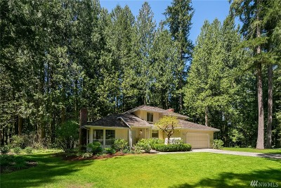 Issaquah Single Family Home For Sale: 23200 SE 135th Ct