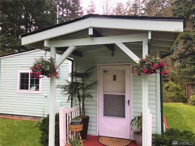 Langley Single Family Home Sold: 3596 E Harbor Rd