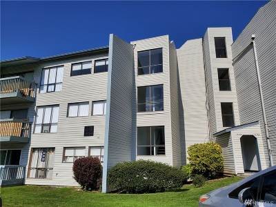 Tukwila Condo/Townhouse For Sale: 15154 65th Ave S #911