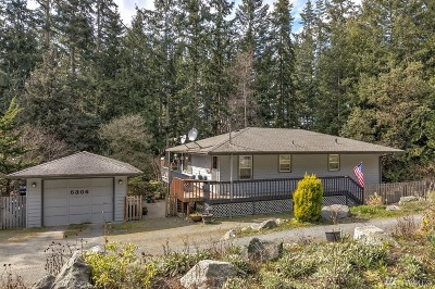 Langley Single Family Home Sold: 5306 April Dr