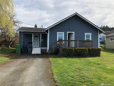 Anacortes Single Family Home For Sale: 2607 W 2nd St