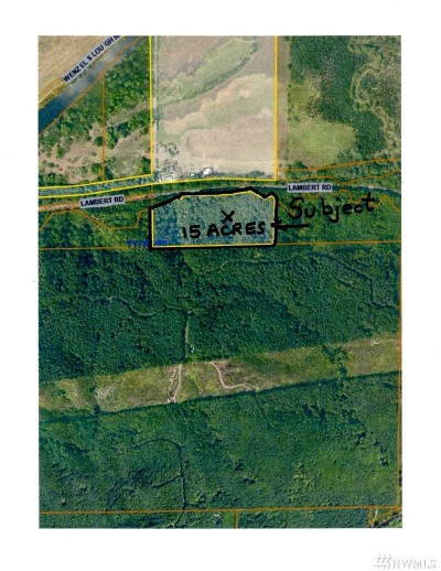 Elma Residential Lots & Land For Sale: Lambert Rd