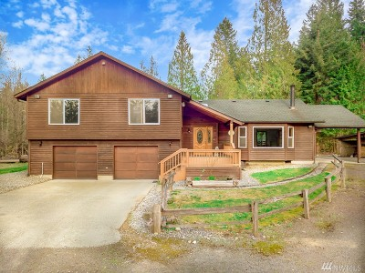 Woodinville Single Family Home For Sale: 23813 NE 200th St