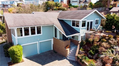 Seattle Single Family Home For Sale: 10110 Radford Ave NW