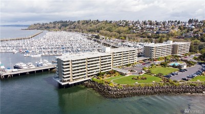 Seattle Condo/Townhouse For Sale: 6533 Seaview Ave NW #511A