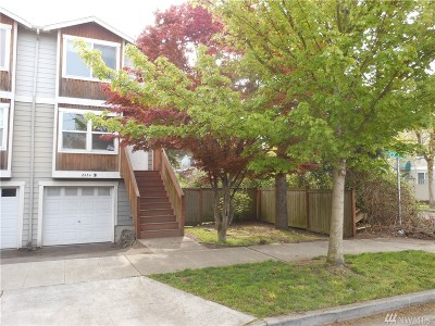 Seattle Single Family Home For Sale: 8454 25th Ave SW #B