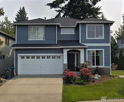 Mountlake Terrace Single Family Home For Sale: 4406 221st Place SW