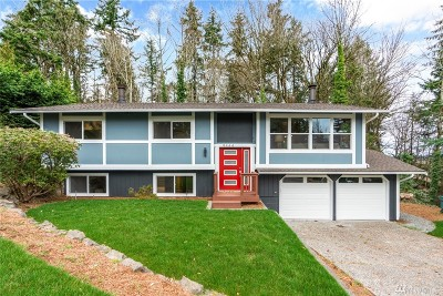 Kirkland Single Family Home For Sale: 9444 NE 138th St
