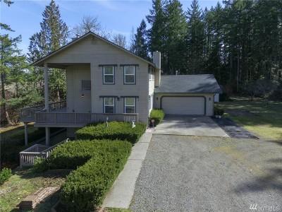 Rainier Single Family Home Pending: 16444 Reichel Rd SE