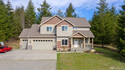 Yelm Single Family Home Pending: 14202 154th Trail SE