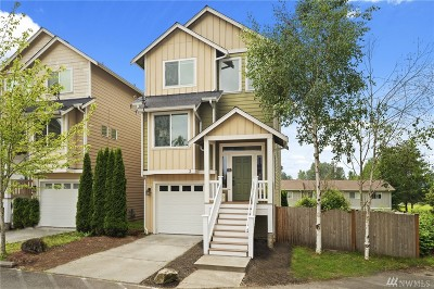 Lake Stevens Condo/Townhouse For Sale: 12800 17th St NE #3