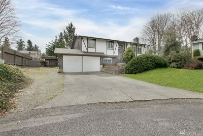 Puyallup Single Family Home For Sale: 2104 30th Ave SE