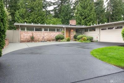 Mercer Island Single Family Home For Sale: 4218 90th Ave SE