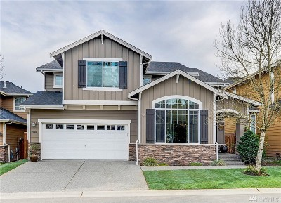 Woodinville Single Family Home For Sale: 12881 NE 200th Place