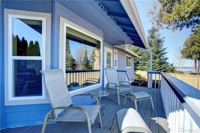 Camano Island Single Family Home For Sale: 1171 Pleasant View St