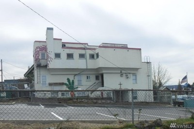 Bremerton Multi Family Home For Sale: 903 Pleasant Ave