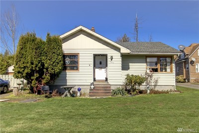 Single Family Home For Sale: 2638 McLeod Rd