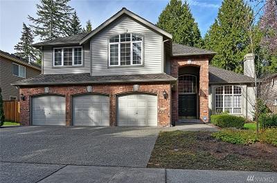 Mill Creek Single Family Home For Sale: 16032 32nd Ave SE