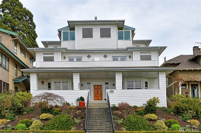 Everett Condo/Townhouse For Sale: 2207 Grand Ave #C