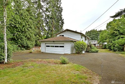 Kirkland Single Family Home For Sale: 10636 NE 46th St